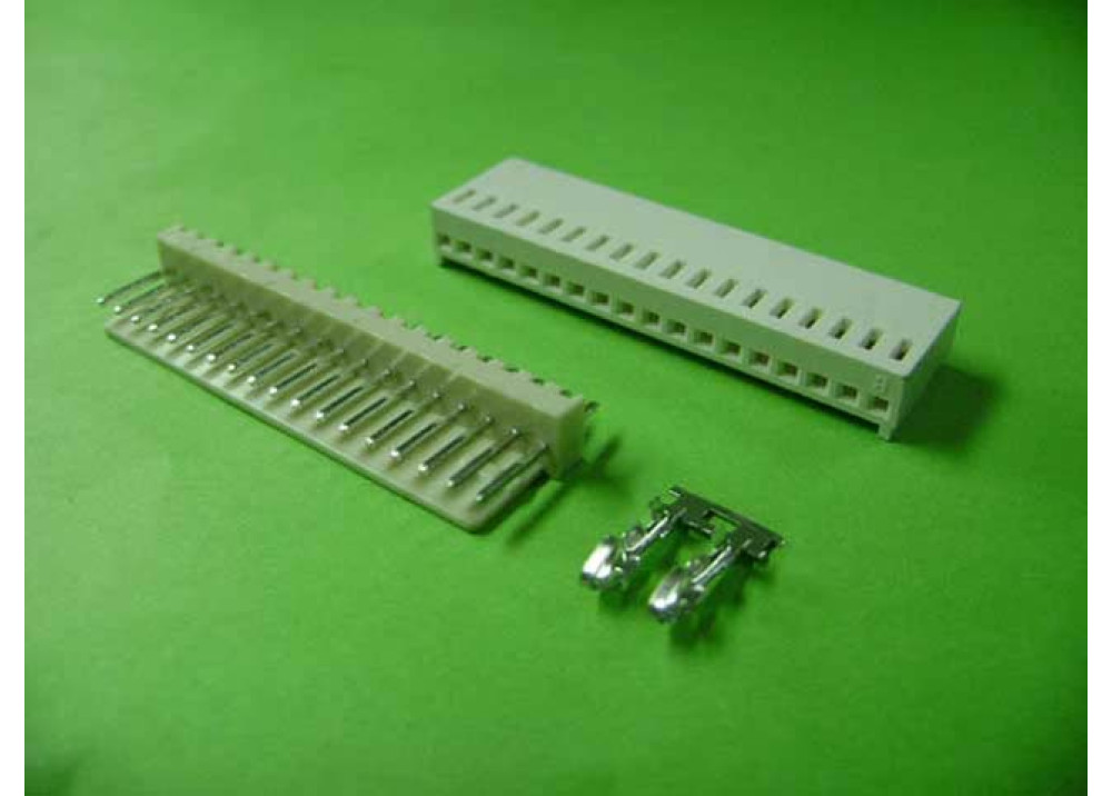 Molex 2510 Connector 2.54mm 18P Straight PCB  Wire to Board Connector