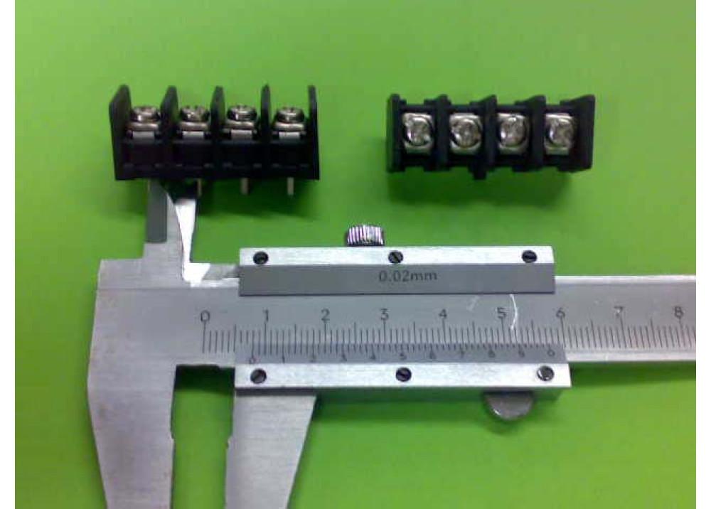 KF35C-8.25 Barrier Teminal Block KF35C-8.25-4P PCB 4P 8.25mm