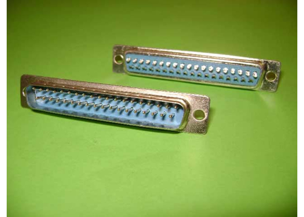 D-Sub Solder Male Cable 37P WIRE TO WIRE