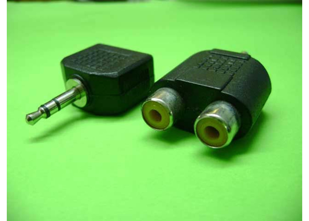 JK RCA FF STREO M Wire To Wire