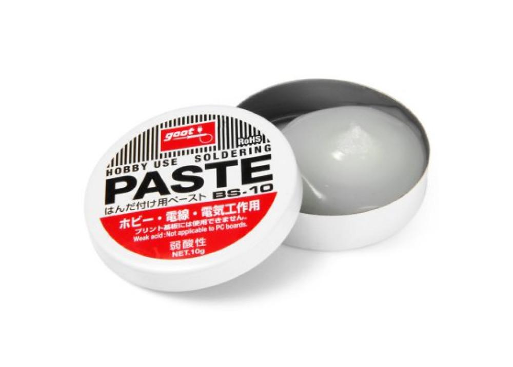 GOOT Soldering Paste  10G BS-10