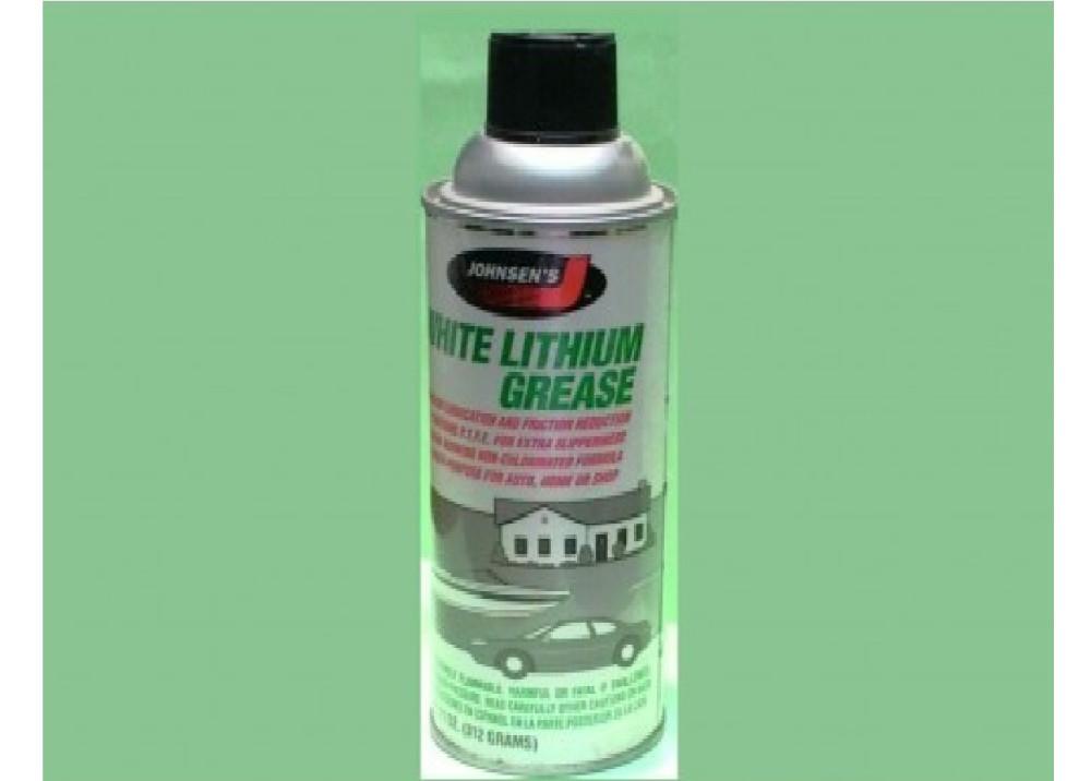 White Lithium Grease Spray 4604F 312.g