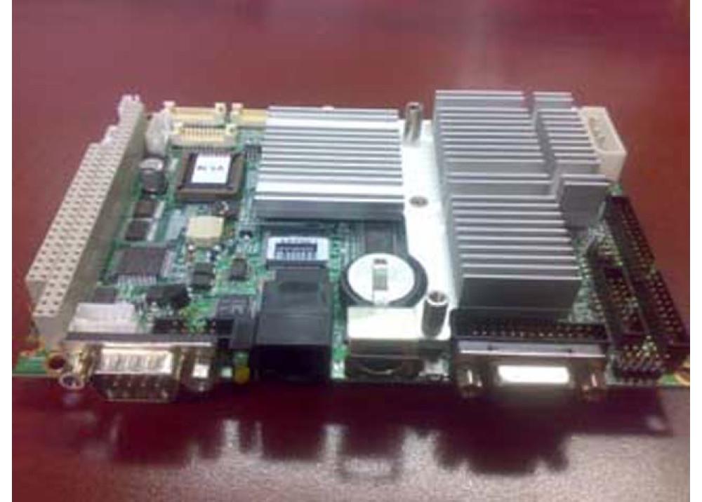 INDUSTRIAL COPUTER PCM 9373F