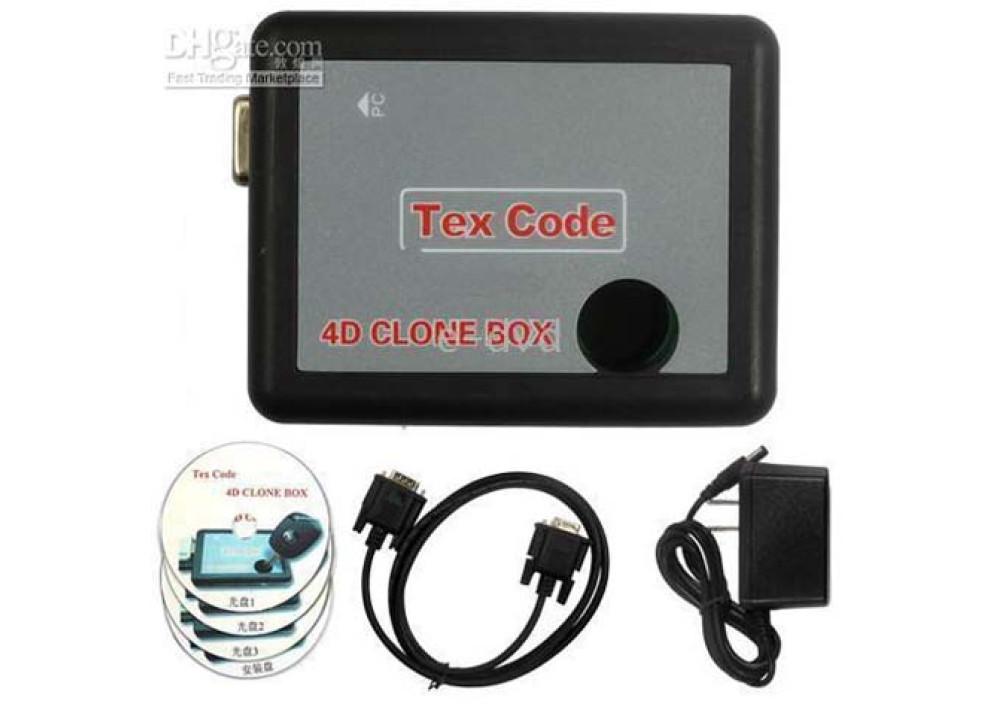 Key Programmer TEX CODE 4D EH2