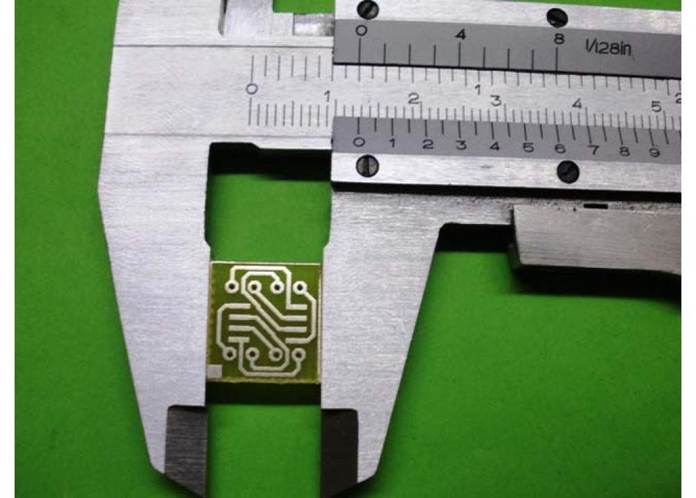 CNV SOIC-08 PCB