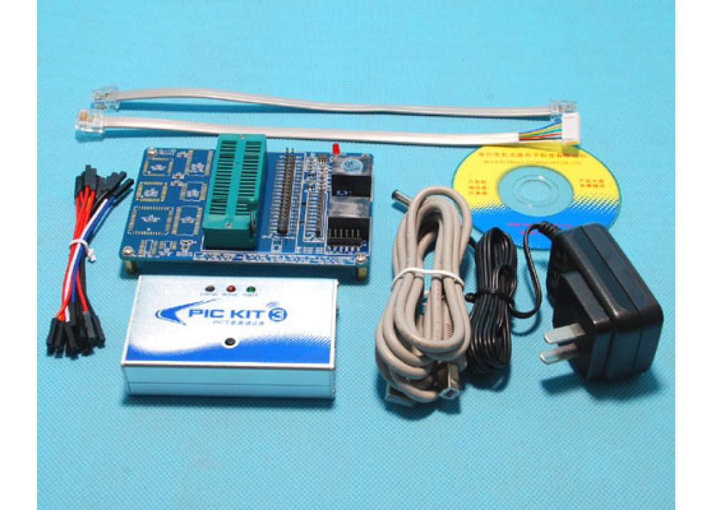 PICkit 3 USB PIC Development Programmer&Debugger for Microchip MCU ORIGINAL