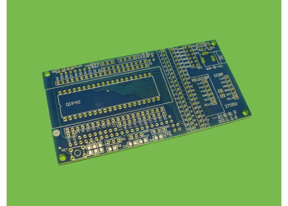 PCB Test Board 16F877A