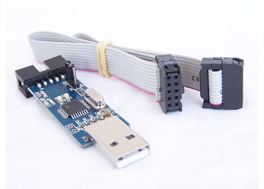 Programmer Mini USBASP USBISP AVR