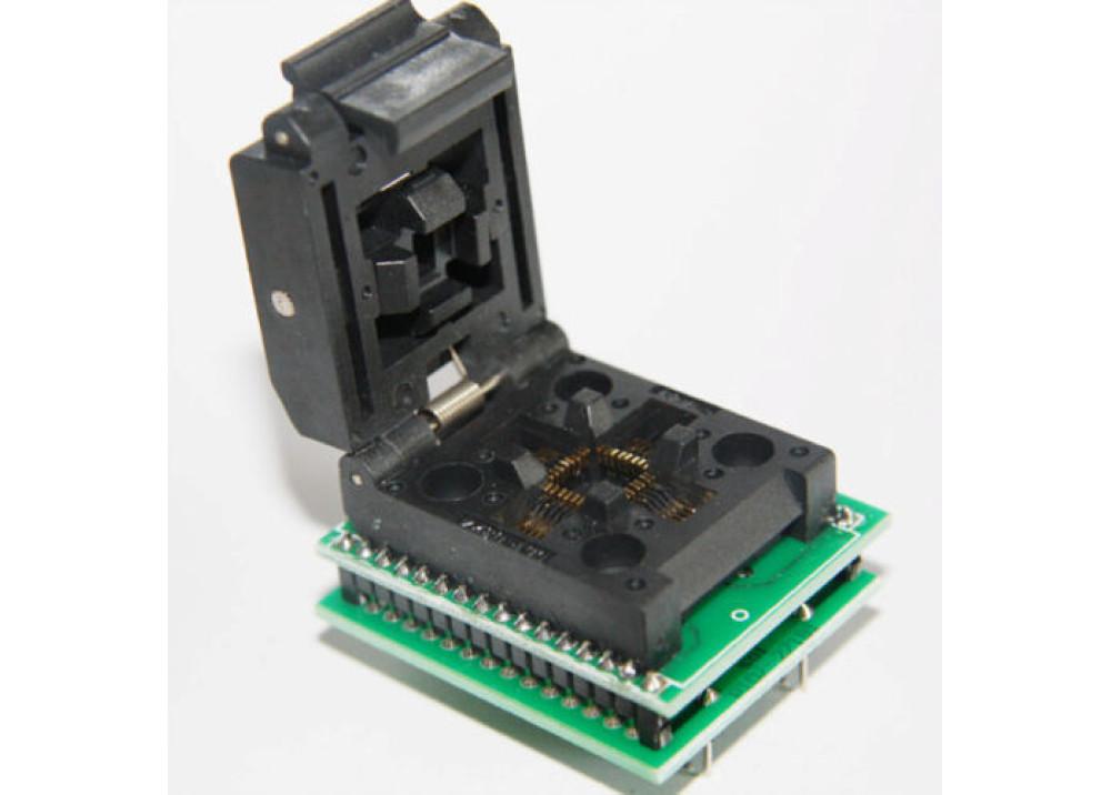 ADP DIP40/TQFP44 universal adapter