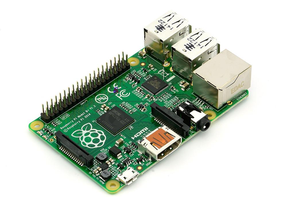 Raspberry Pi MODEL B 512MB PLUS