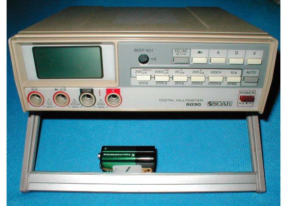 Bench Type DMM SOAR5030