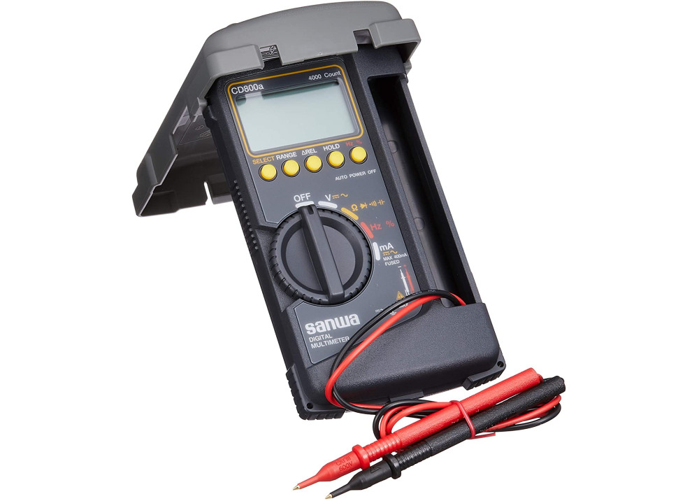 Digital Multimeter  DMM SANWA CD800A