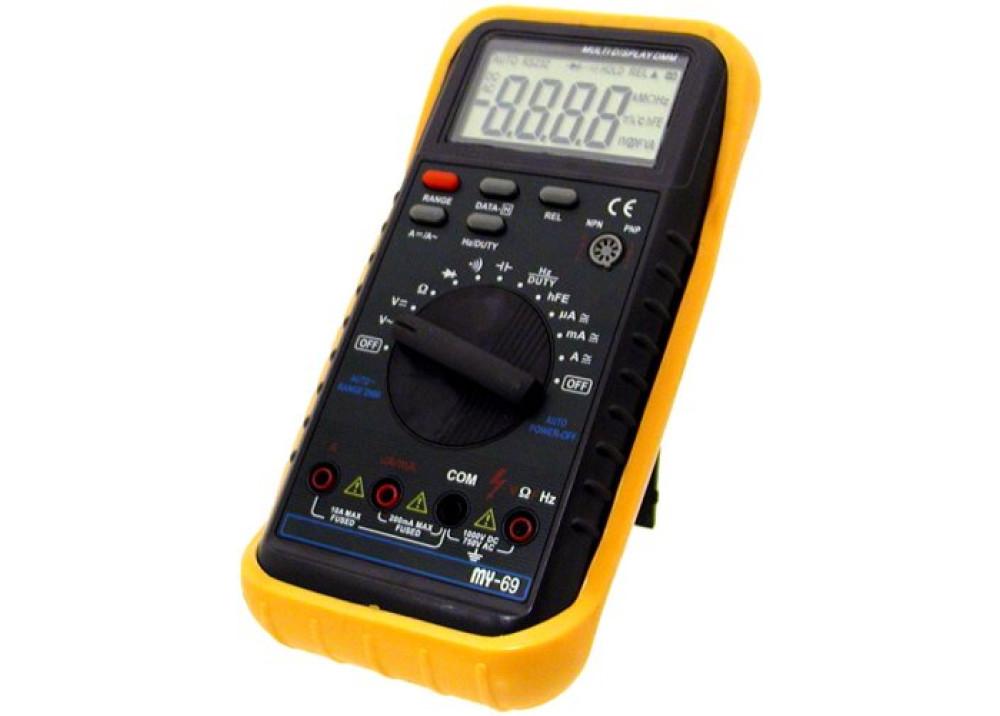 Auto Range Digital Multimeter  MY69