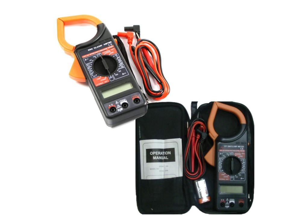 AC Digital Clamp Multimeter DT-266