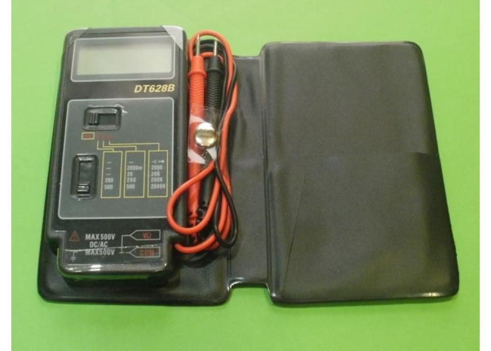 Pocket DMM DT628B
