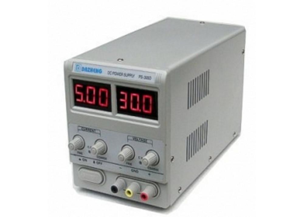 DAZHENG PS-305D 30V 5A POWER SUPPLY