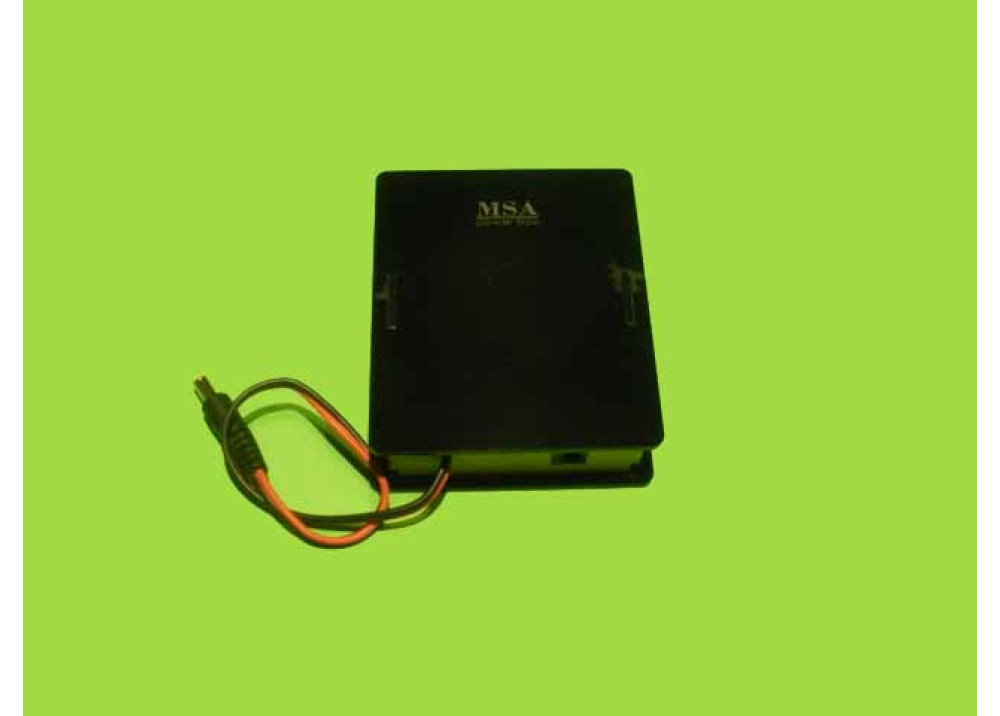 MSA BATTERY PACK 9V  12V 5AH 1USB