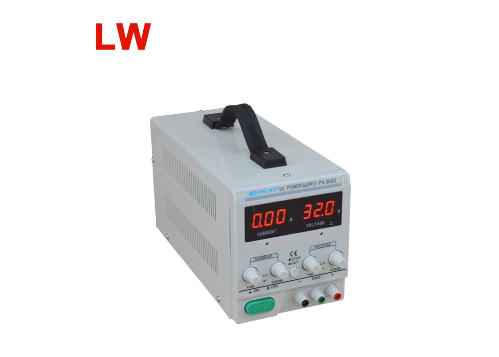 LONG WE PS-305D 30V 5A POWER SUPPLY