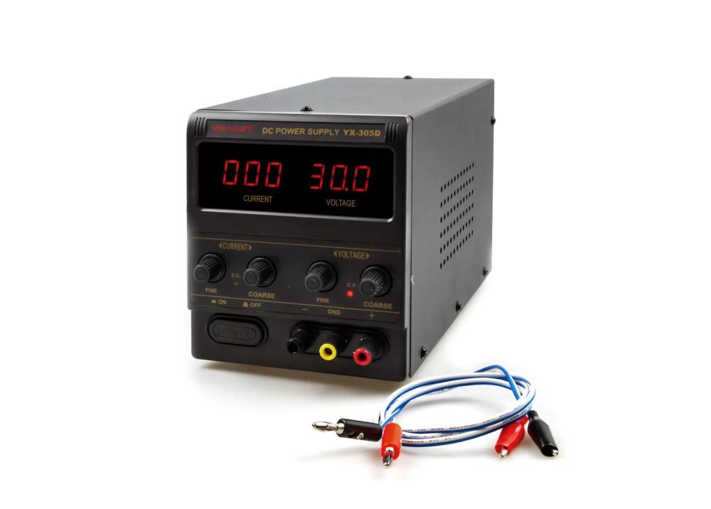 YAXUN YX-305D 30V 5A POWER SUPPLY