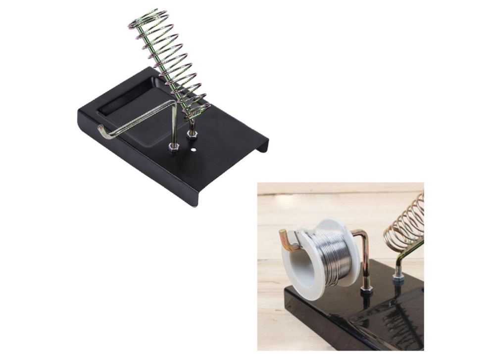 Soldering Iron Stand With Solder Reel Stand