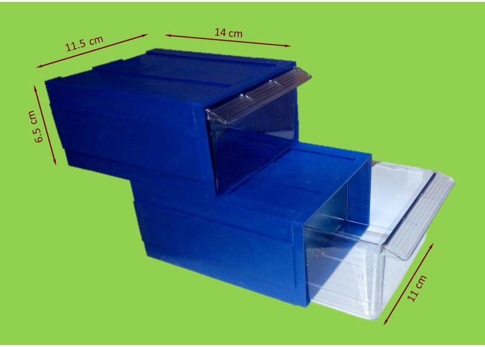 Drawer Storage D15/1-PS 14*6.5*11.5cm 1X1