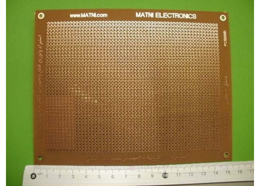 PCB 15.5X12cm 2981