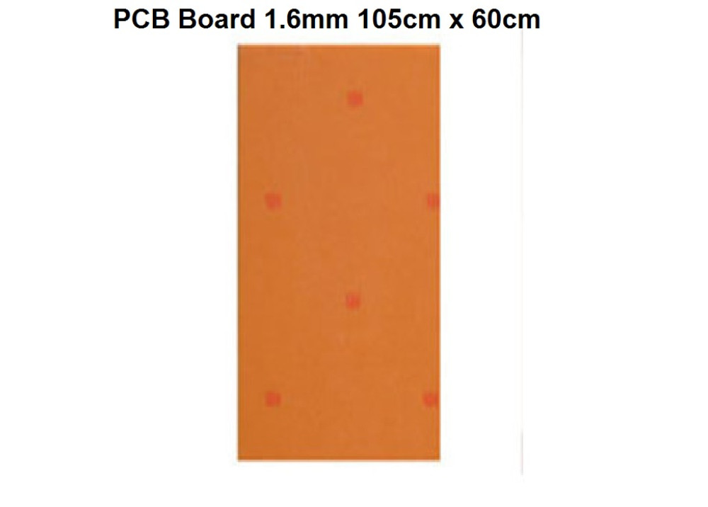 PCB Board 1.6mm 105cm x 60cm