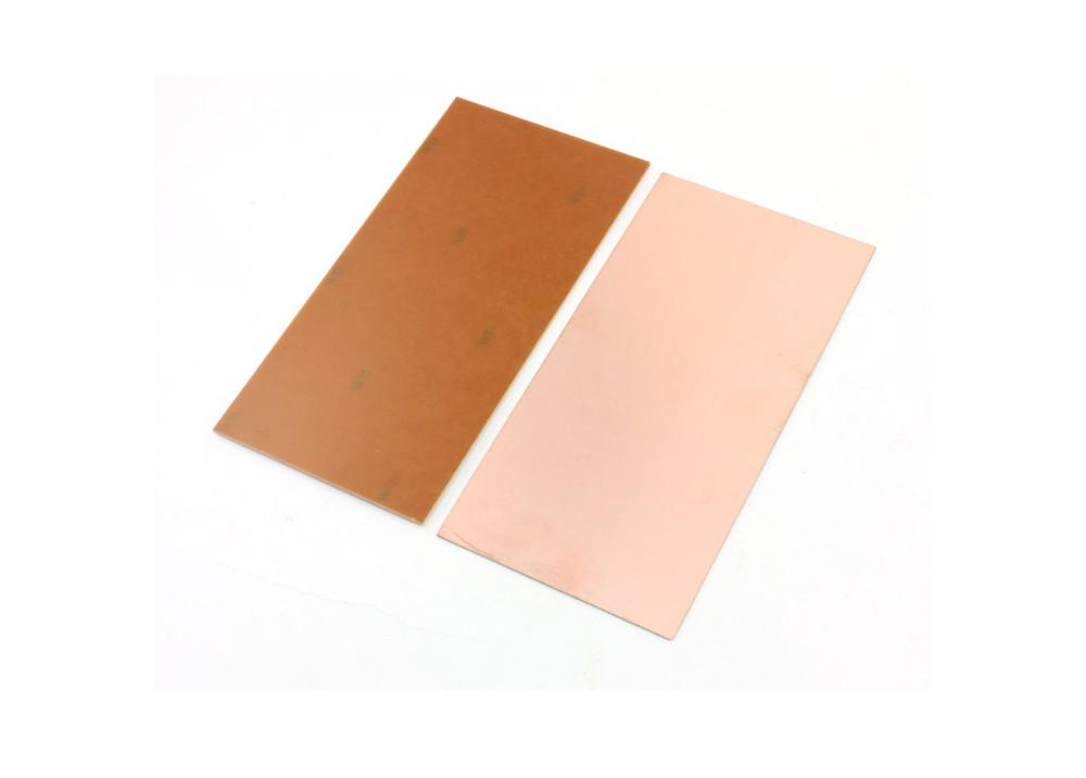 PCB Single-Sided Bare Copper 1.2mm 20x10cm