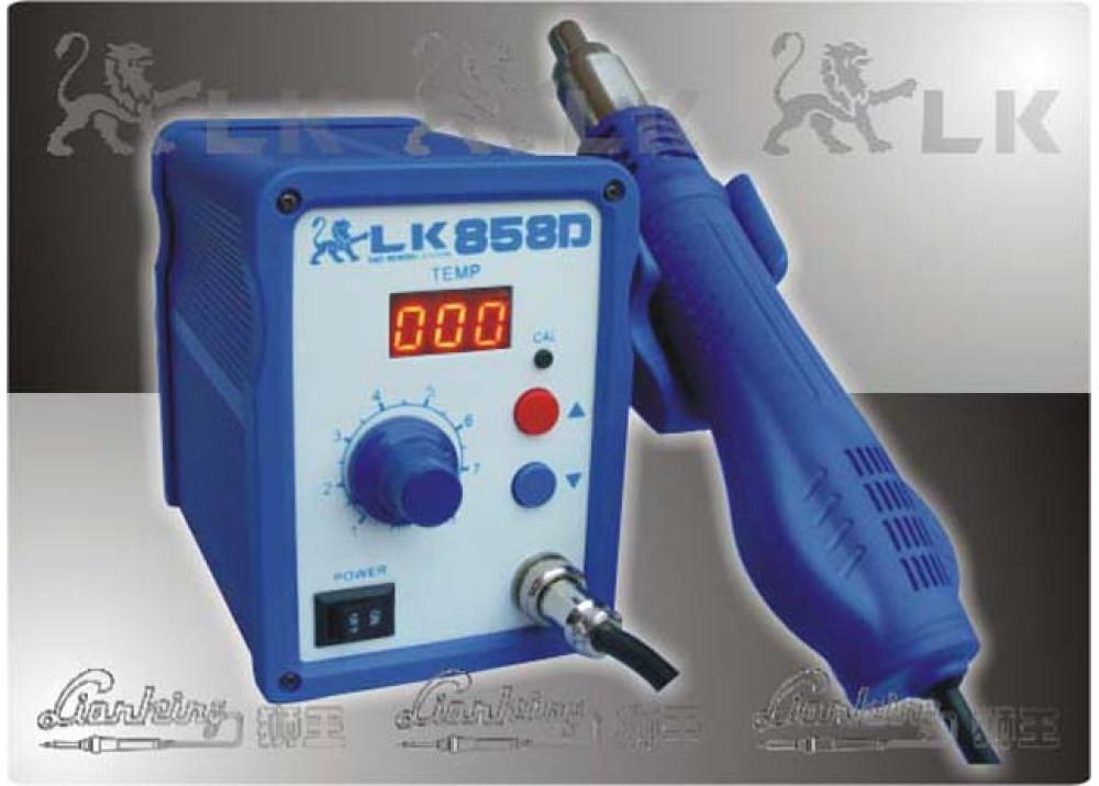 Brushless Fan SMD Rework System LK858D