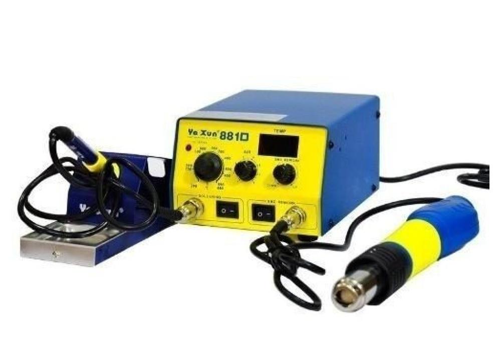 SMD Rework System Yaxun-881D
