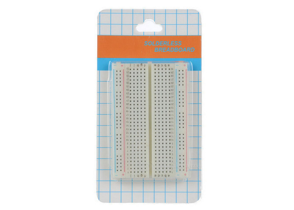 Test Board Mini 400 Points Breadboard For Arduino
