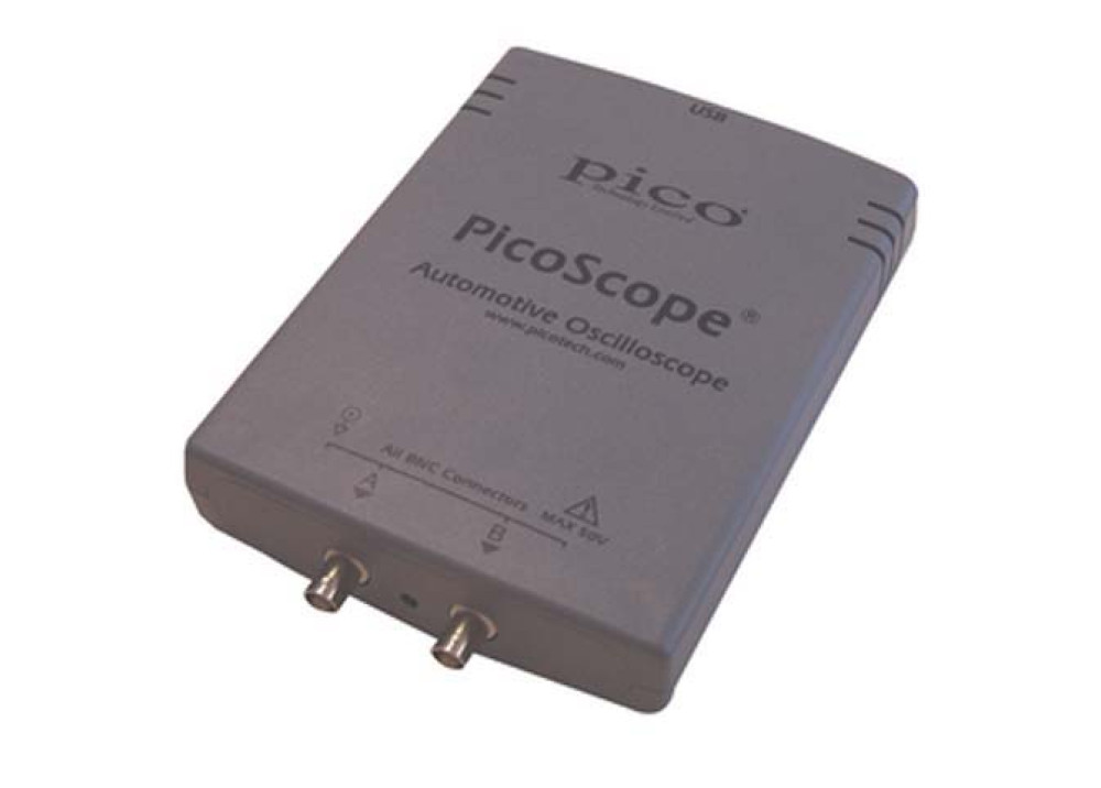 Oscilloscope PICO TECHNOLOGY USB 3204 50MHZ