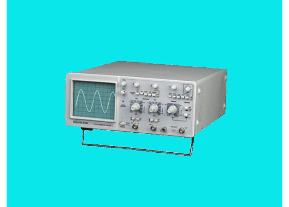 Dual Channel Oscilloscope HZ4318 20MHZ