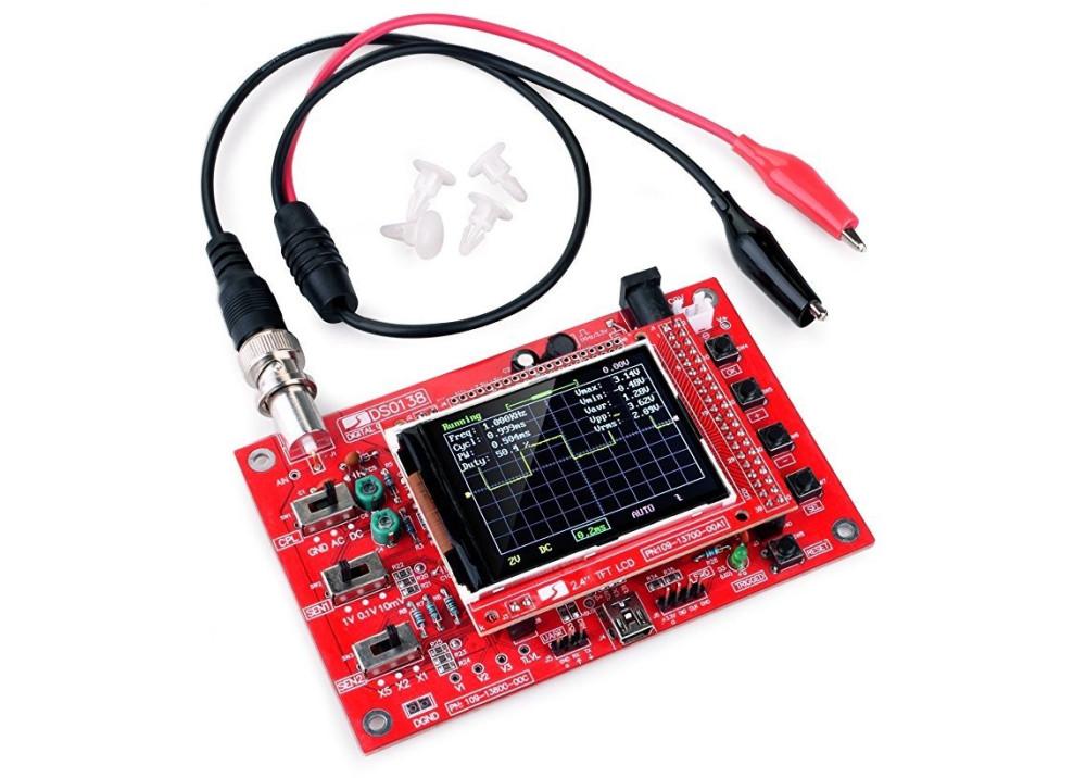 All Solded DSO138 Digital Oscilloscope 200KHZ