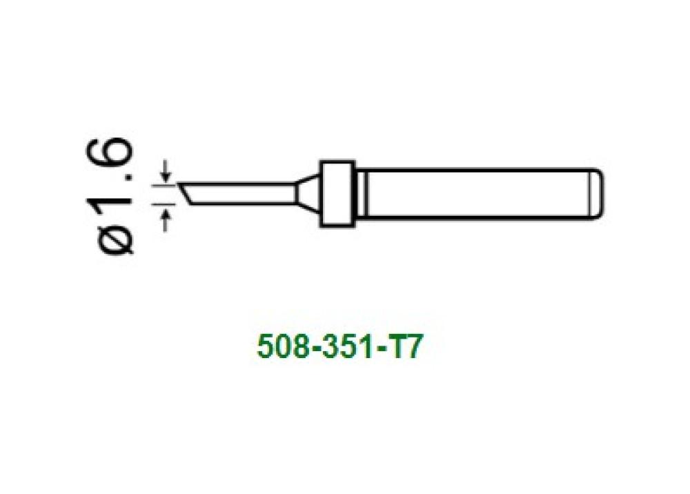 Pro sKit  508-351-T7  Solderig Iron TIP