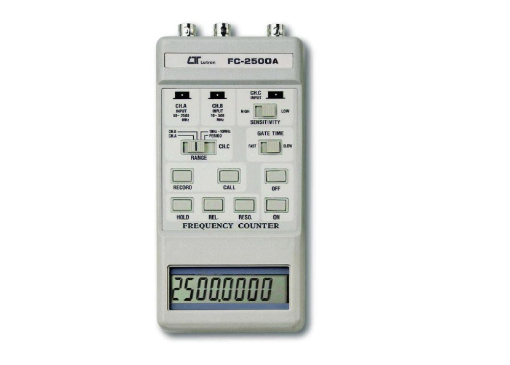 Frequency Counter LUTRON FC-2500 2.5GHZ