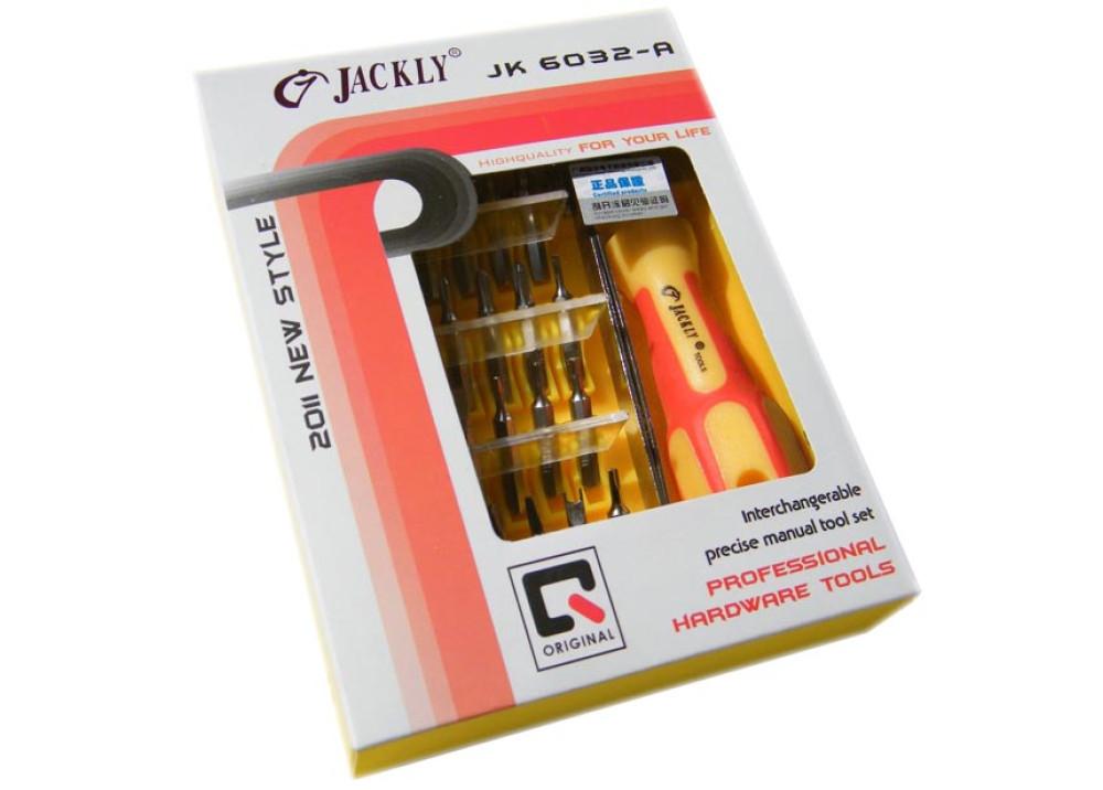 Jackly Precision Screwdriver set JK6032A