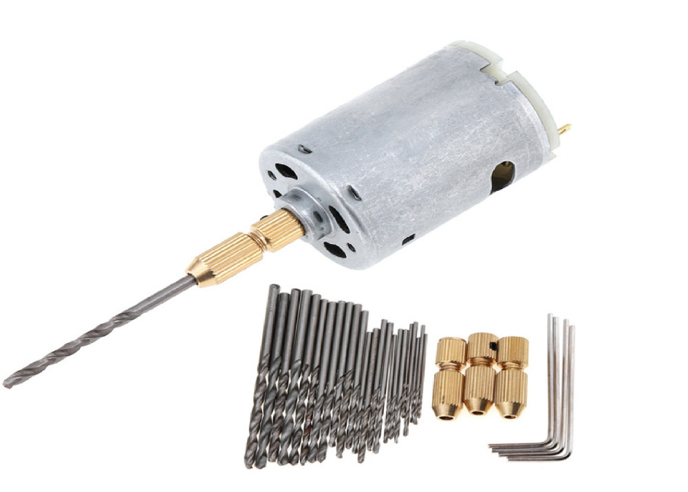 Mini Hand Drill 12V DC