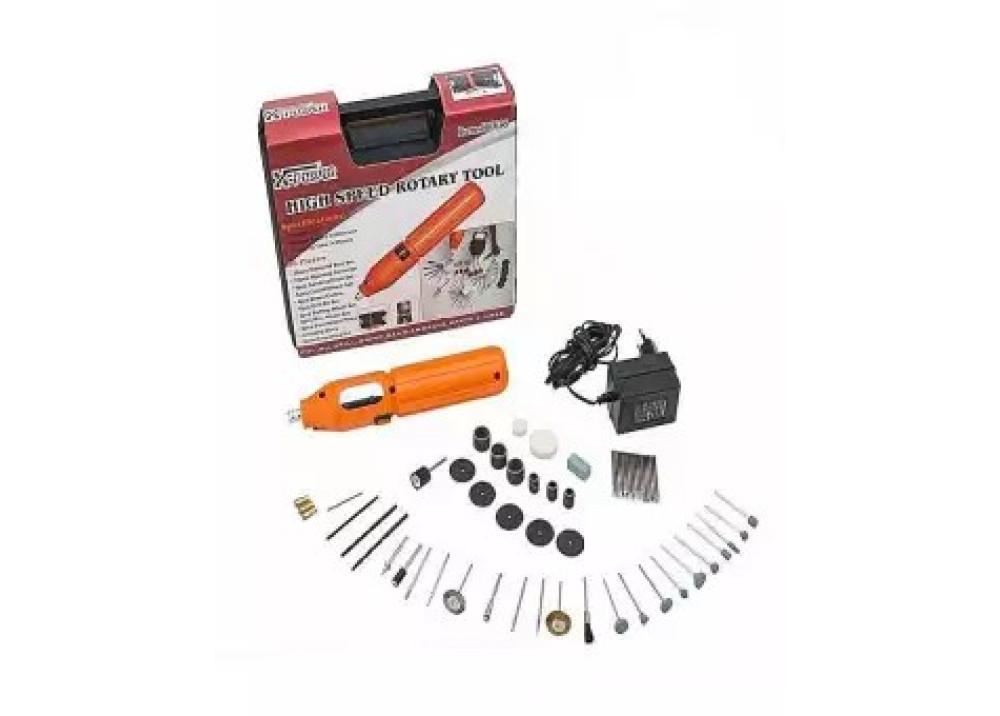 Cordless Mini Electrical Drill 60.Pcs YDD501036