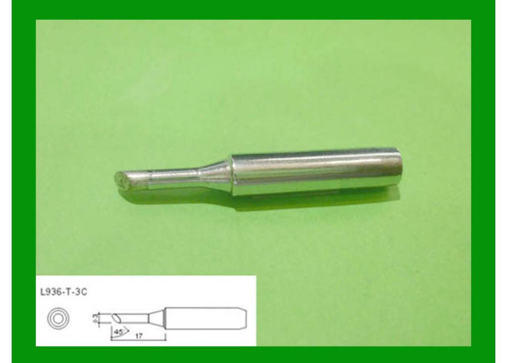 SOLDRIN IRON TIP LODESTAR L936T3C
