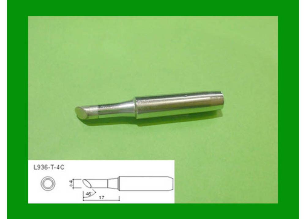 SOLDRIN IRON TIP LODESTAR L936T4C