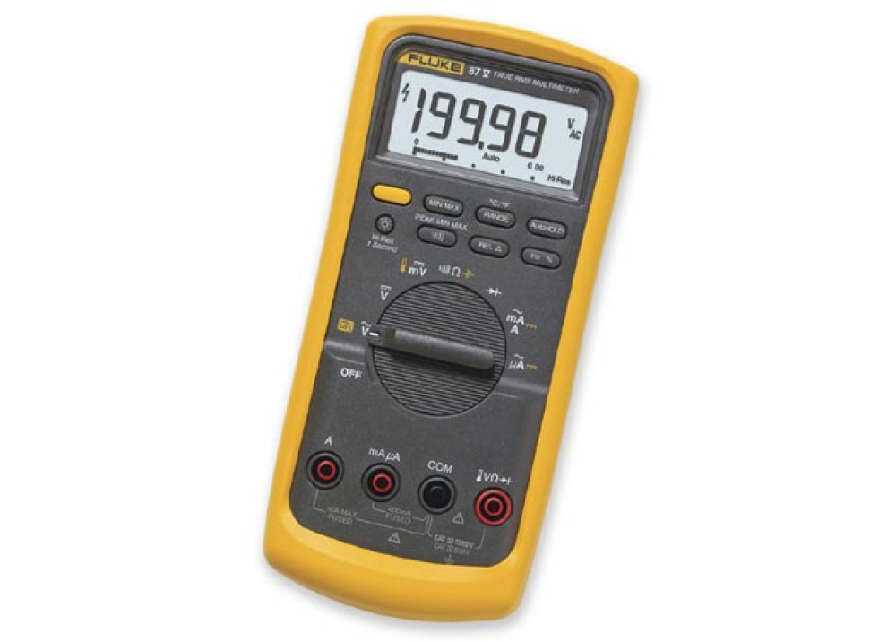 FLUKE 87V Industrial True RMS