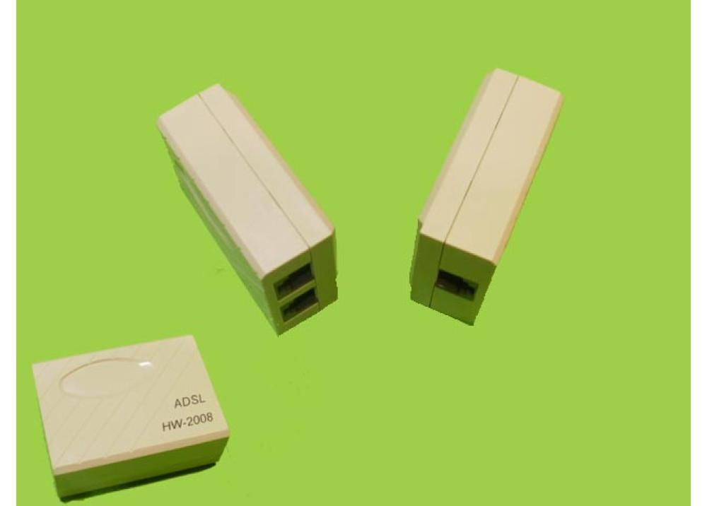 Advanced FILTER ADSL HW-2008