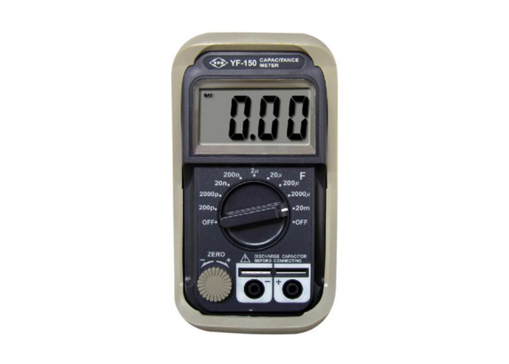 DIGITAL CAPACITANCE METER TENMARS YF-150