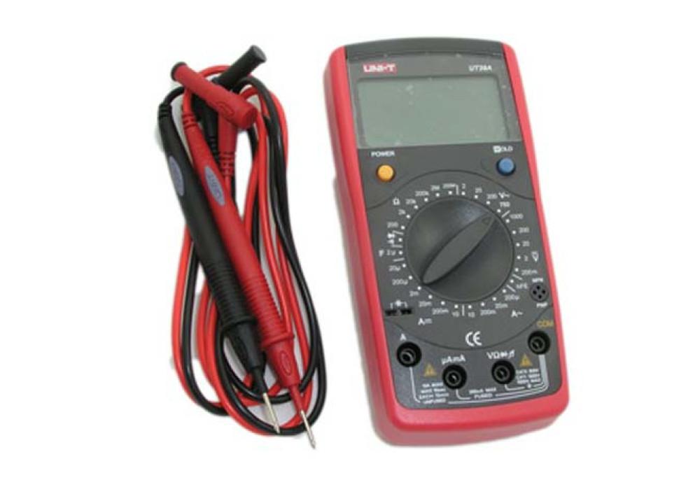 UNI-T Standard Digital Multimeters DMM UT39A (Discontinued)