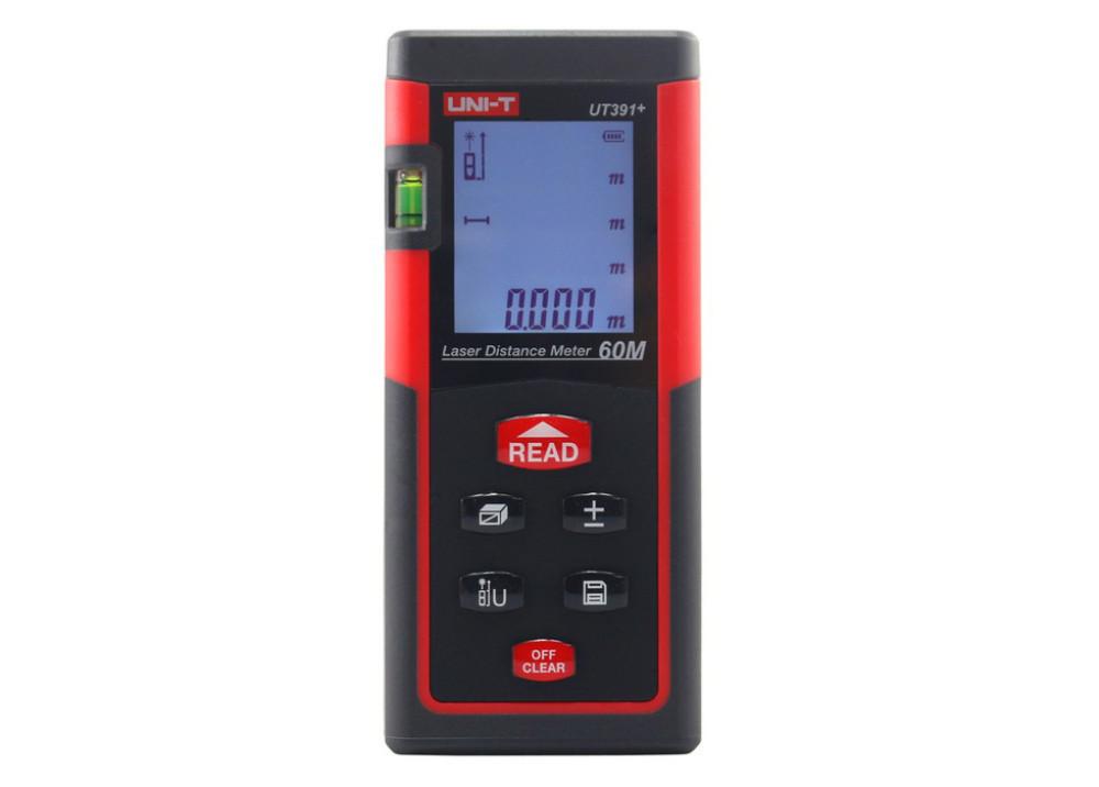 UNI-T Pocket Laser Distance Meter  60M UT391+