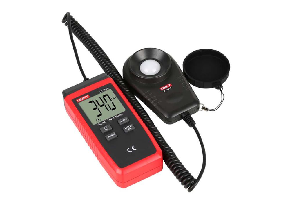 UNI-T Digital Light Meter UT383S