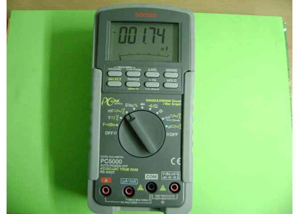 MULTIMETER SANWA PC5000