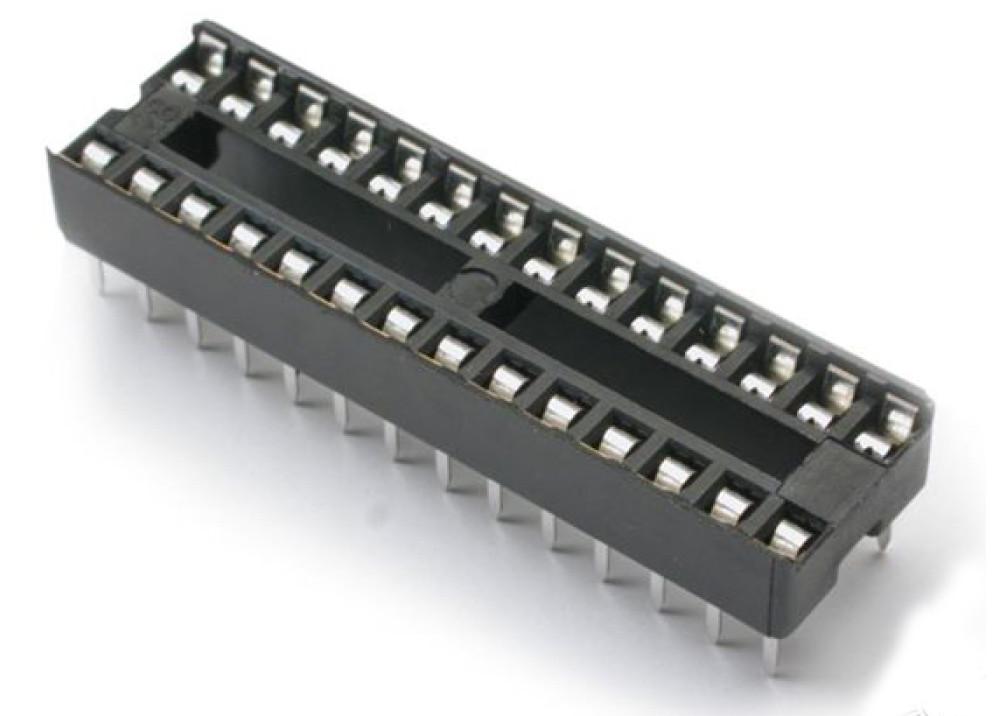 SOCKET IC 0.3 28P