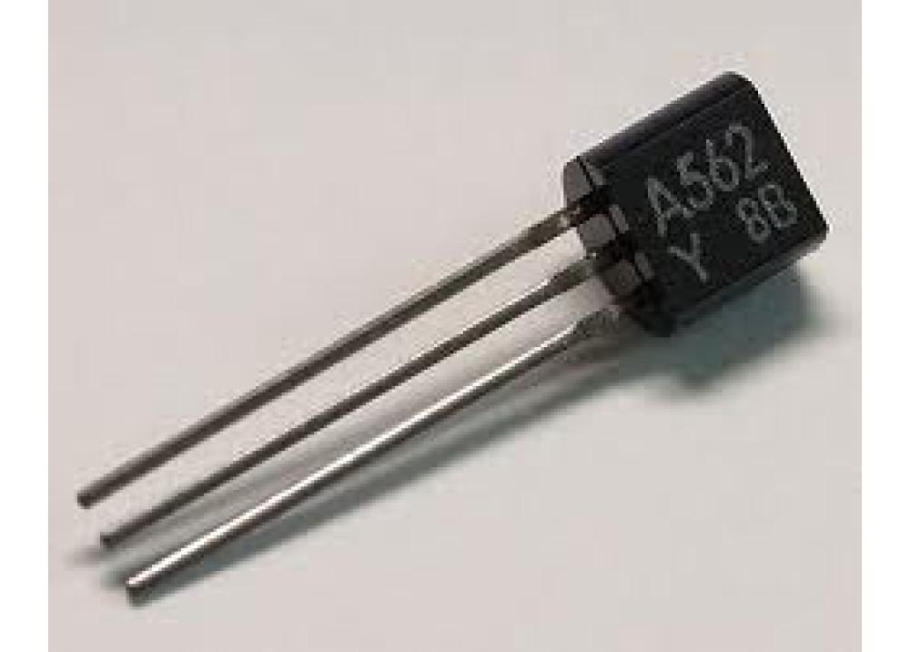Tra 2SA562 NPN 35V 500mA 200MHZ 500mW TO-92